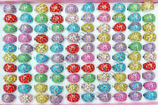 Wholesale Lots jewelry 25pcs Butterfly Resin Lucite Children/Kid Rings FREE