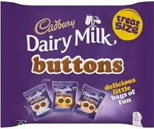 Cadbury Dairy Milk Treatsize Buttons (2x170g)