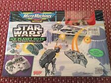 1993 Star Wars Micro Machines Ice Planet Hoth The Empire Strikes Back 65872