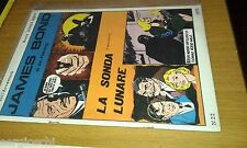 ALBI DELL'AVVENTURA # 22-SERIE JAMES BOND-IAN FLEMING-1975-LA SONDA LUNARE-3aAVV