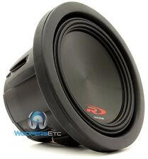 "ALPINE SWR-8D2 8"" DUAL 2-OHM TYPE-R 1000 W PRO LOUD SUBWOOFER SUB SPEAKER NEW"