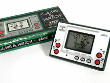 Nintendo Game & Watch Judge IP-05 Green Boxed MIJ Great Condition Free Shipping!