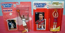 1993 1997 BULLETS WIZARDS lot Tom Gugliotta Juwan Howard FREE sh Starting Lineup
