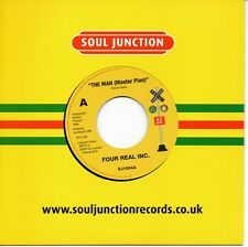 FOUR REAL INC The Man / LARRY WRIGHT It's Okay With Me NEW FUNK NORTHERN SOUL 45