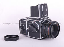 Mint- Japan Star Hasselblad 503CW Medium Format CFE 80/2.8 T* + A12 Back 503 CW