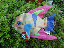 TY   ANGEL FISH CALLED ARUBA WITH TAG
