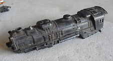 Vintage 1950s O Scale Lionel 2037 Diecast Locomotive Shell Body LOOK