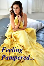 """New Luxurious 100% silk charmeuse Flat Top sheets King Royal Gold 108x115"""""""