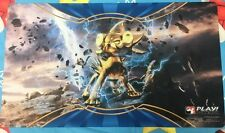 Pokemon Official 2016 Regional Luxray Break Playmat!!