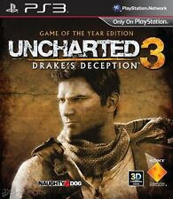 Uncharted 3 La Traicion de Drake GOTY Ps3 (no disco, juego-digital)