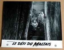 EDGAR WALLACE * DER HEXER -FRANZ.-AUSHANGFOTO #F HOCHGLANZ BARYT -French LC 1964