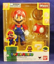 Bandai S.H. Figuarts Super Mario Bros Action Figure