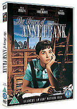 The Diary Of Anne Frank (DVD, 2012) Millie Perkins