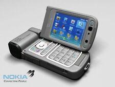 Nokia N93 Silver (Ohne Simlock) Smartphone WLAN 3G Zeiss Finnland OVP Neuwertig