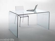 schreibtische und computerm bel aus glas ebay. Black Bedroom Furniture Sets. Home Design Ideas