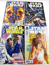 STAR WARS #1 2 3 4 In The Shadow of Yavin comic 2013 Dark Horse Classic Roles