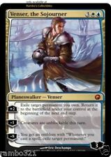Venser, the Sojourner x 2 + 20 Random Rares! mtg wholesale christmas bday gift!