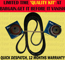 FOR MITSUBISHI GTO 3000GT 3.0 TIMING CAM BELT TENSIONER IDLER KIT 3 PIECES