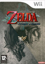 The Legend of Zelda Twilight Princess Wii Nintendo jeu jeux games spellen 1443