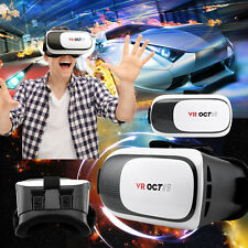 2.0 2nd Gen Virtual Reality 3D VR Glasses Headset For IOS Samsung iPhone 6