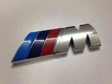 For BMW Emblem Original Car Style Motorsport M Performance Fender Side Sticker