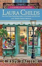 A Scrapbooking Mystery: Crepe Factor : A Scrapbooking Mystery 14 by Laura...