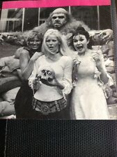 M3-1 Ephemera 1974 Picture David Prowse Julie Ege Veronica Carlson M Smith