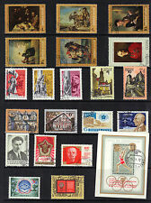 RUSSIA 1970s STAMP COLLECTION  Used Our Ref:D552