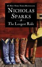 The Longest Ride by Nicholas Sparks (2014, Paperback) 6050