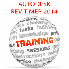 Autodesk Revit diputado 2014-Video Tutorial DVD de entrenamiento