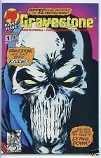 Gravestone 1993 series # 1 near mint comic book
