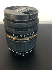 Tamron A18 18-250mm f/3.5-6.3 LD Di-II Aspherical IF AF Lens For Canon