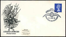 GB 1972 REC, 60th Anniv Of Formation Cover #C25509