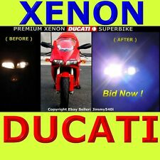 """XENON"" Low/Highbeams for DUCATI SUPERBIKE 999S, 999, 749, 749S by Jimmy540i.com"