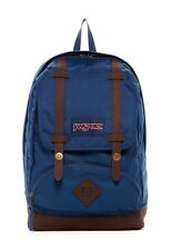 NWT Jansport Cortlandt Backpack Navy Blue