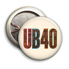UB40 - Button Badge - 25mm 1 inch