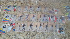 30CT 1997 BOWMAN'S BEST CUTS W/ REFRACTOR MIRROR IMAGE INTERNATIONAL W/ NOMO