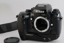 **Exc+++++**[S/No.256xxxx] Nikon F4s Late Model Camera w/MB-21,Strap From Japan