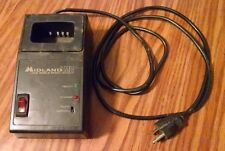 Midland LMR 70-C48 Rapid Rate 70-B75 Radio Battery Charger for 70-148 and 70-248