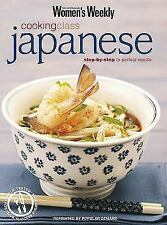 Cooking Class : Japanese by Australian Women's Weekly Staff (Paperback)