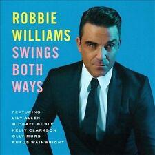 Swings Both Ways by Robbie Williams (CD)