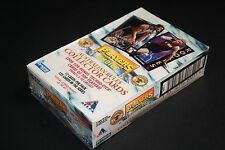 1994 AFL unopened sealed box of Players Choice Football cards