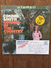 Connie Smith In The Country Record Album Owned By George Jones