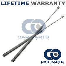 2X FOR PEUGEOT 407 6D SALOON (2004-2010) REAR TAILGATE BOOT GAS SUPPORT STRUTS