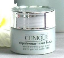 Clinique Repairwear Laser Focus Wrinkle Correcting Eye Cream 5ml New