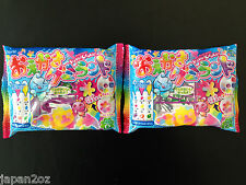 2x KRACIE POPIN COOKIN GUMMY LAND KIT. DIY Japanese candy. Happy Kitchen. Poppin