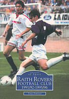 Raith Rovers FC 1991/92-1995/96 Images of Sport - Archive Photographs book