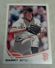 BARRY ZITO 2013 TOPPS CARD # 75 A0781