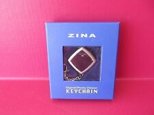 Zina Digital Photo Viewer Key Chain Open Box Looks New