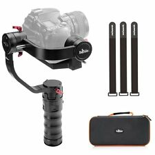 Beholder DS1 3-axial handheld camera Gimbal stabilizer + Pergear magic sticker